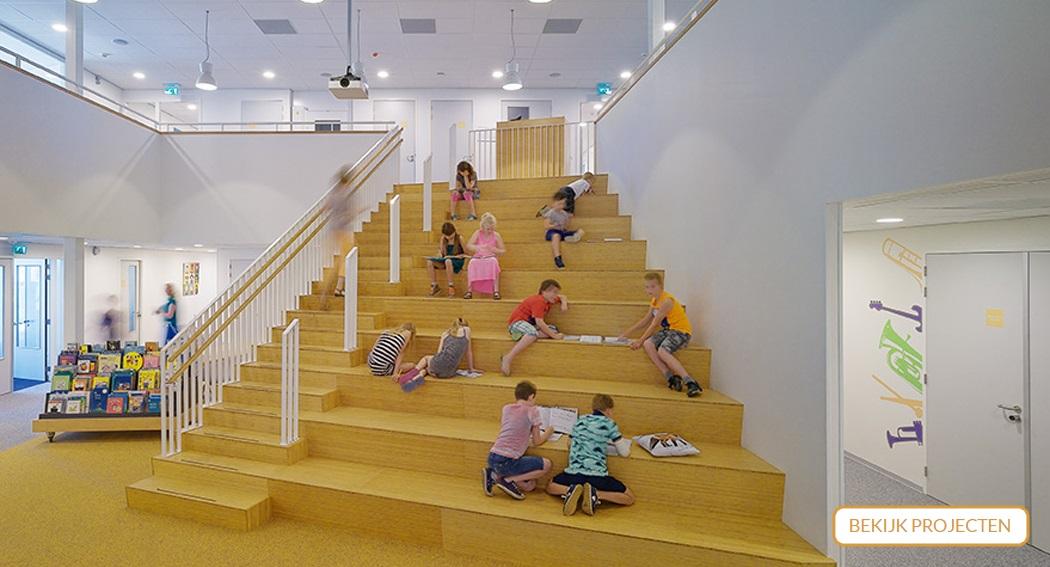 Basisschool de Pannevogel in Steenderen