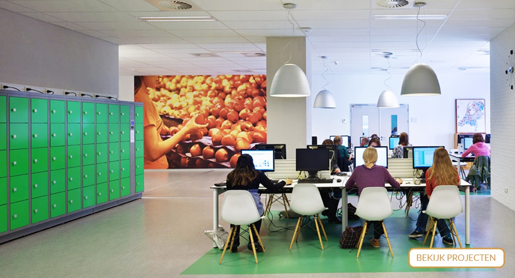 Interieur Wageningen Universiteit