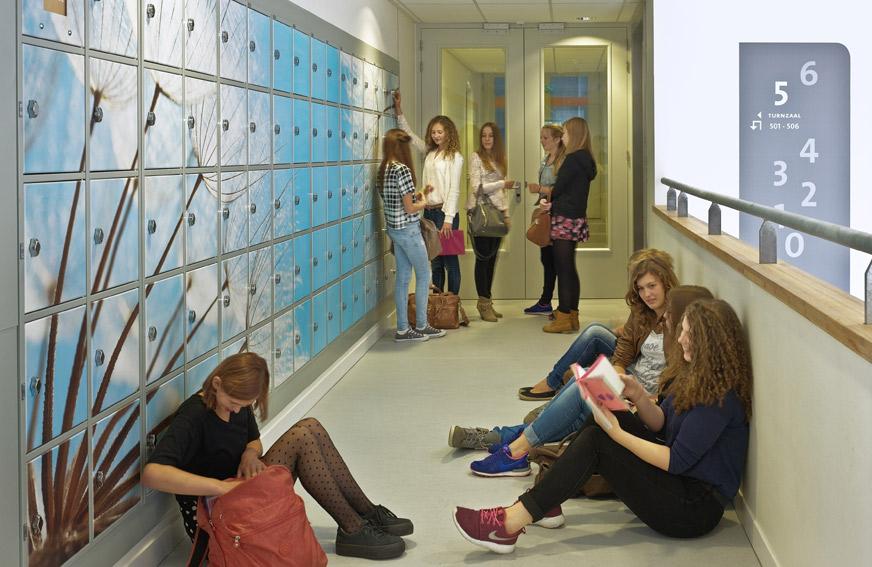 Onderwijs interieurarchitect onderwijs wonen werken for Montessori college arnhem