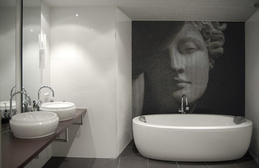 Badkamer Den Bosch | Interieurarchitect onderwijs, wonen, werken ...