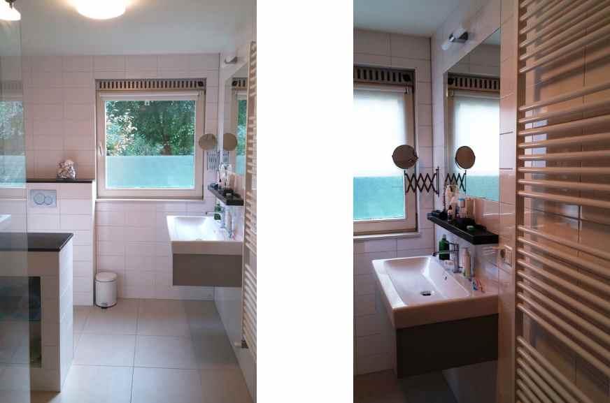 badkamer woonhuis Kijkduin