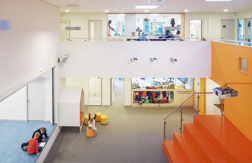 interieur basisschool Gaanderen