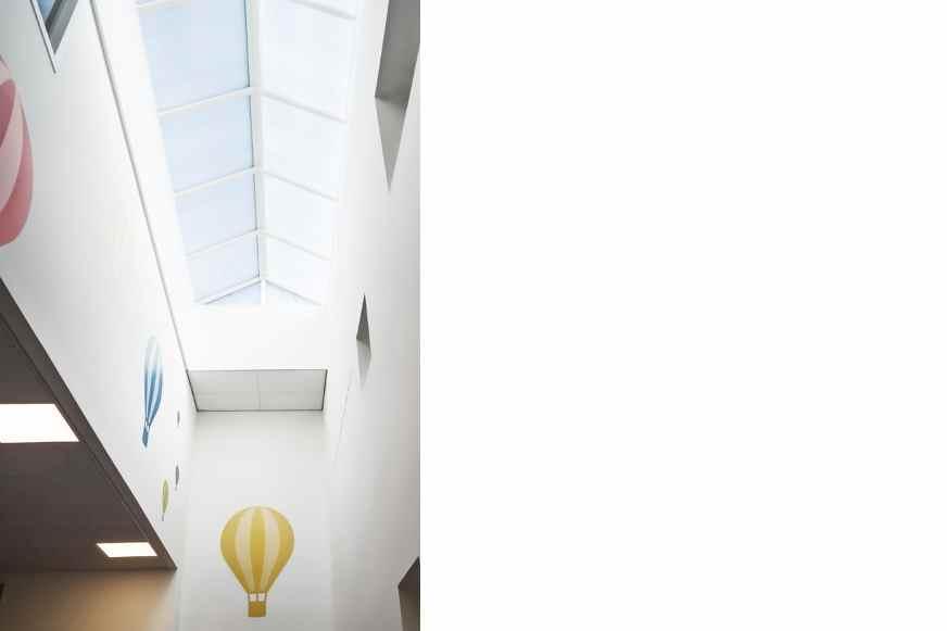 interieurarchitect basisschool Gaanderen